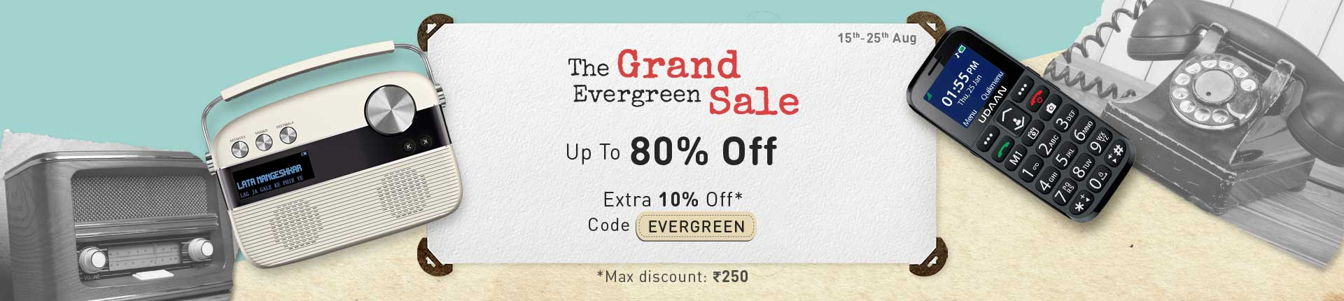 clp-Grand Evergreen Sale