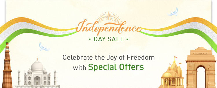 Independence Day Offers 2020