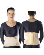 Sacro Lumbar Belt 10 Inch Back Double Strap