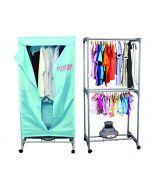 Amazing Electric Aluminium Clothes Dryer Stand - Clearline