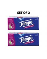 4 Ply Complete Care Handkerchief Set of 2 - Tempo