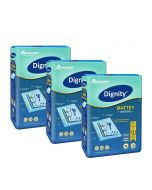 Mattey Underpads - 60 x 90 cm (Pack of 3 x 10 Pcs each) - Dignity
