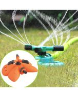 Butterfly Base Sprinkler With 3 Arms with Sprinkler Connector - Falcon