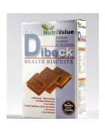 Dibeck Biscuits (2 x 150 gm) - Nutrivalue
