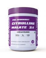 Sports Citrulline Malate 2:1 (200 gm) - HealthyHey