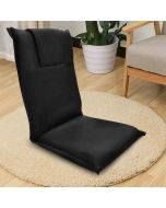 Meditation and Yoga Floor Chair with Back Support Seat Cushion - Kawachi