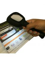 Handheld Magnifier with LED Lights