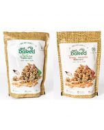Pudina Crunch and Tangy Masala Crunch Healthy Oats  Rocks - Get Baked