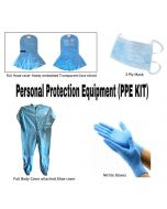 Personal Protective Equipment (PPE) Kit - Goodfeel