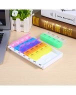 Pill Organiser with Tray 28 Trays