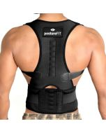 Magnetic Posture Corrector Back Support Belt - Posture Fit