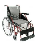 Ergonomic Wheelchair S115 - Karma