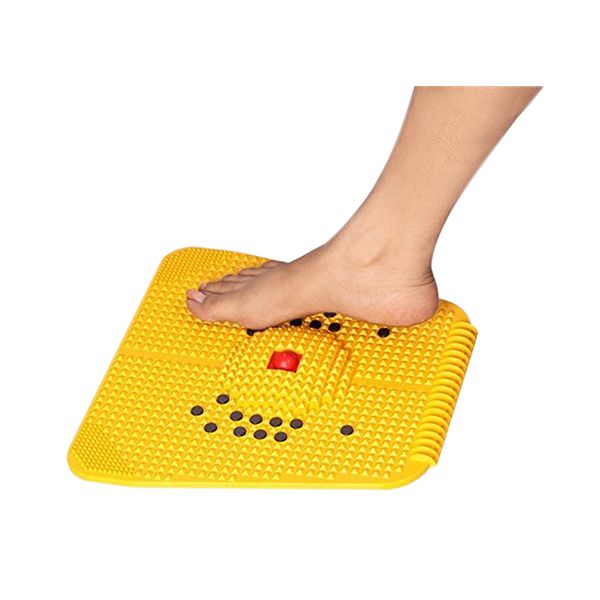 Big Yellow Acupressure Mat (Without Box) - Star