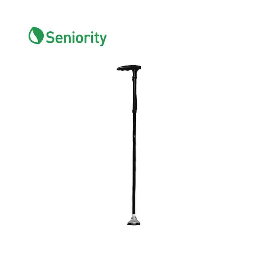 Foldable Walking Cane With Built-in Light - Seniority