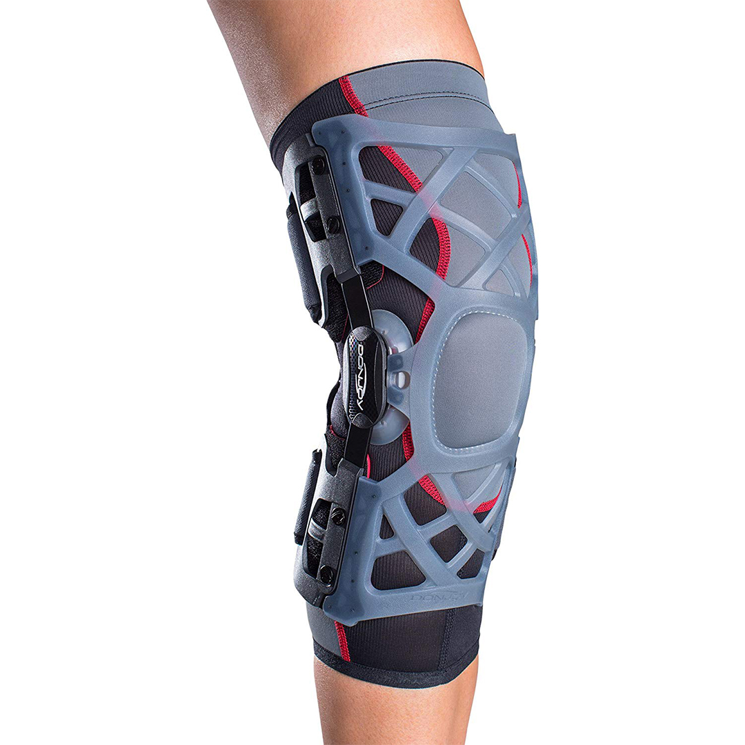 Web Knee Brace For Left Leg - Donjoy
