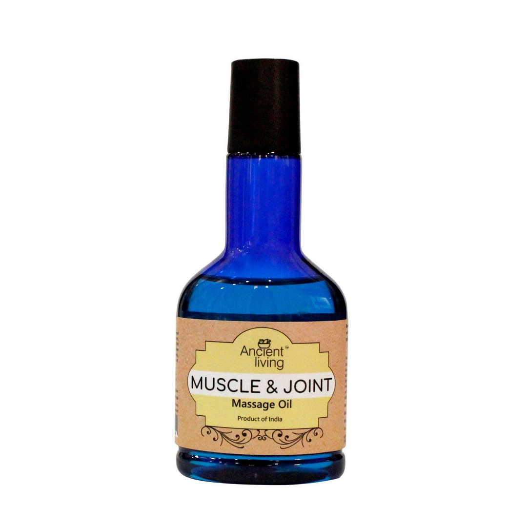 Muscles and Joint Massage Oil (100 ml) - Ancient Living