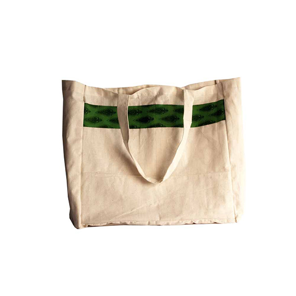 Grocery Bag with 6 Compartments - Aksobha