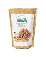 Tangy Masala Crunch Rocks Oats Granola Healthy Snack 450 gm - Get Baked