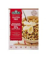 Whole Grain Buckwheat O's Maple Flavor - Orgran