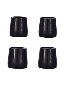 Ferrules Shoes for Walker Pipe 30 mm (Set of 4) TP-09 - Aaram