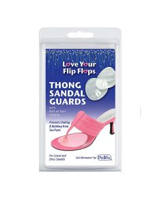 Visco-GEL Thong Sandal Guard with Ball-of-Foot Cushion - Pedifix
