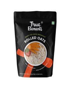 Rolled Oats (1000 gm) - True Elements