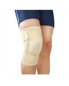 Hinged Knee Brace with Patellar Support - Dyna