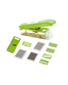 13 in 1 Fruit and Vegetable Cutter (Assorted Color) - Miracle