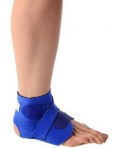 Neoprene Ankle Wrap Support With 2 - Bioflex Magnets - Vissco