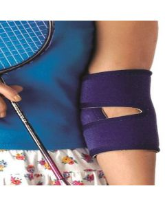 Neoprene Elbow Support With Velcro - Vissco