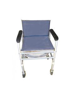 Back Rest Cushion With Commode - Vissco