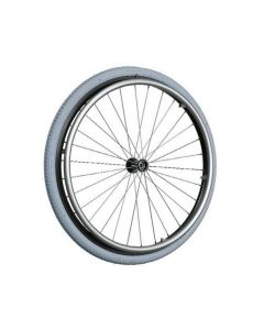 Wheel Chair Big Wheel Spoke Tyre With Bearing In O - Vissco