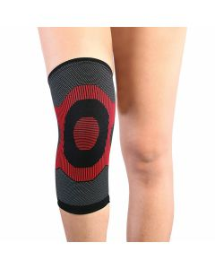 Pro 3D Knee Cap With Donut Padding - Vissco