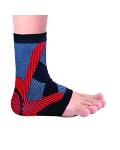 Pro 3D Ankle Support With Gel Padding - Vissco