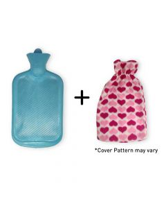 Hot Water Bag With Cover - Sahyog Wellness