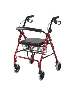 Rollator With Seat  Basket - Avanti