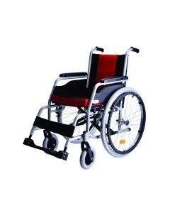 Superio Aluminium Manual Wheelchair - Vissco