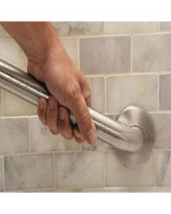 304 Grade Stainless Steel Toilet Grab Bar - KosmoCare