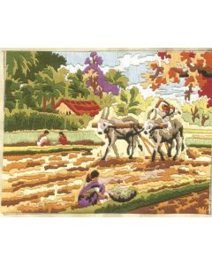 Ploughing - Anchor Stitch Kit