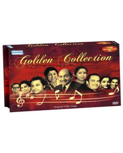 Golden Collection - 12 DVD Pack - Shemaroo