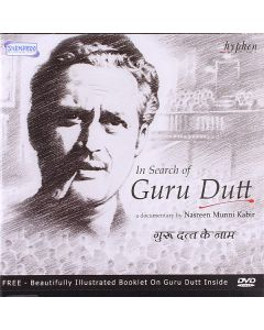 In Search of Guru Dutt - Collectors Edition DVD Pack - Shemaroo