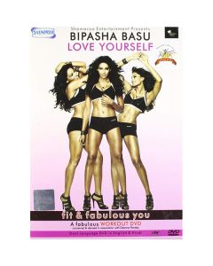 Bipasha Basu - Love Yourself (Break Free) DVD - Shemaroo