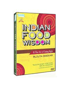 Indian Food Wisdom and the Art of Eating Right (By Rujuta Diwekar) - Shemaroo