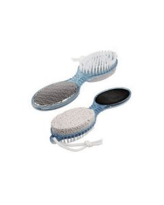 4 In 1 Pedicure Foot Scrubber (Pack of 4) - K Kudos