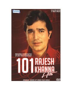 101 Rajesh Khanna hits (Hindi)- Shemaroo
