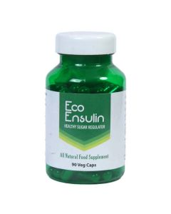 Eco Ensulin Sugar Regulator Capsules (90 Capsules) - Paithan Eco Foods