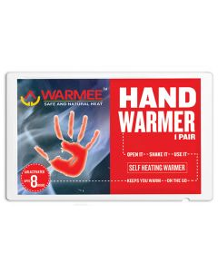 Hand Warmer Pouch (Pack of 3 Pairs) - Warmee