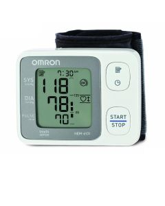 HEM-6131 Automatic Wrist Blood Pressure Monitor - Omron