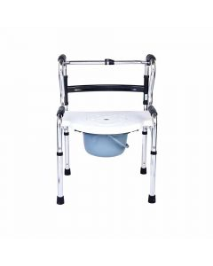 6 in 1 Multi Functional Walker Commode Shower chair M305 - Mobilita
