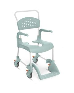 Shower Chair with Lockable Wheels - Etac